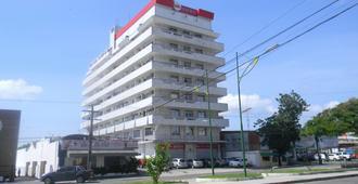 Boulevard Slaass Flat Hotel - Manaus - Building
