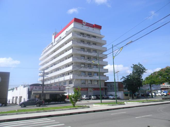 Boulevard Slaass Flat Hotel - Manaus - Rakennus