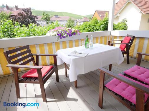 Hotel Linde Durbach - Durbach - Balcony