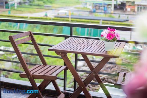 Samrong Garden Resort - Udon Thani - Balcony