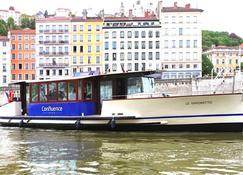 Novotel Lyon Confluence - Lyon - Bangunan