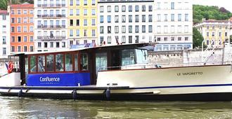 Novotel Lyon Confluence - Lyon - Rakennus