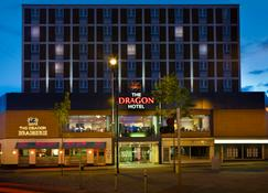 The Dragon Hotel - Swansea - Gebouw