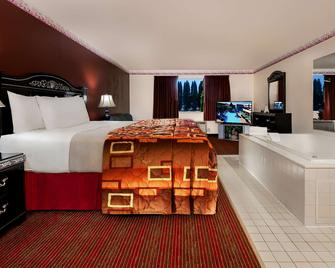 Grand Marquis Waterpark Hotel & Suites - Wisconsin Dells - Bedroom