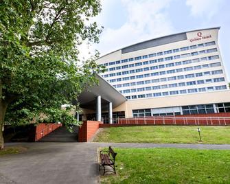 Qubus Hotel Legnica - Lehnice - Building