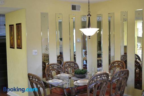 The Links Golf And Racquet Club - North Myrtle Beach - Dining room