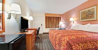 Days Inn by Wyndham Dallas South - דאלאס - חדר שינה