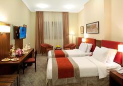 Elaf Bakkah Hotel - Mecca - Phòng ngủ