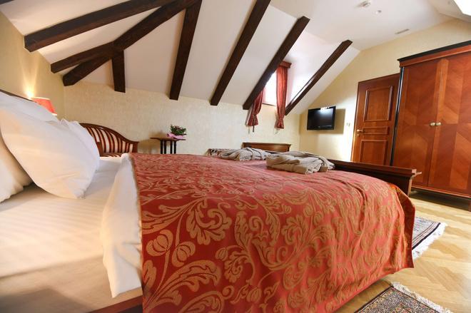 Hotel Kazbek - Dubrovnik - Phòng ngủ