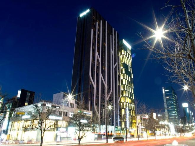 Dormy Inn Premium Seoul Garosugil - Seoul - Toà nhà