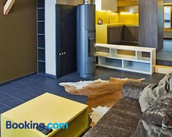 Apartament Mennicza - Цешин - Living room