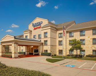 Fairfield Inn & Suites by Marriott Dallas Mansfield - Mansfield - Building