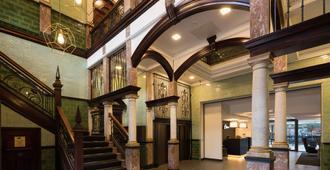Roomzzz Manchester Corn Exchange - Μάντσεστερ - Σαλόνι ξενοδοχείου