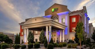 Holiday Inn Express & Suites Reno Airport - Reno - Gebäude