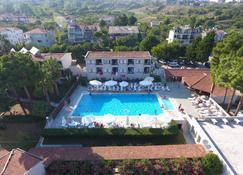 Otel Diyojen - Sinop - Piscina