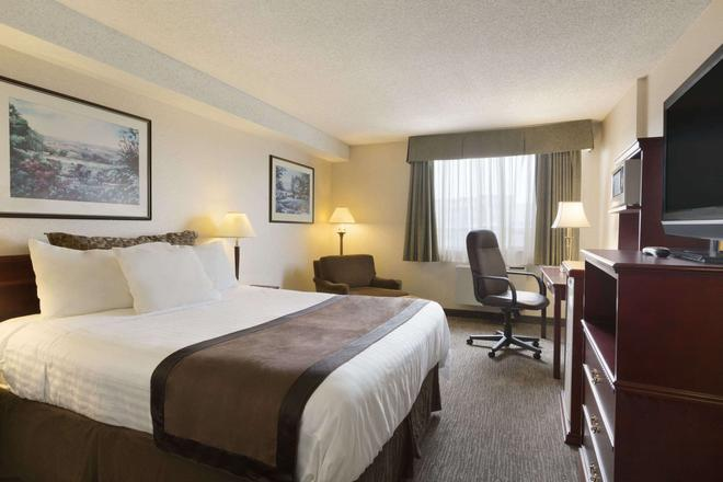 溫哥華機場旅客之家酒店 - 里士滿 - 臥室