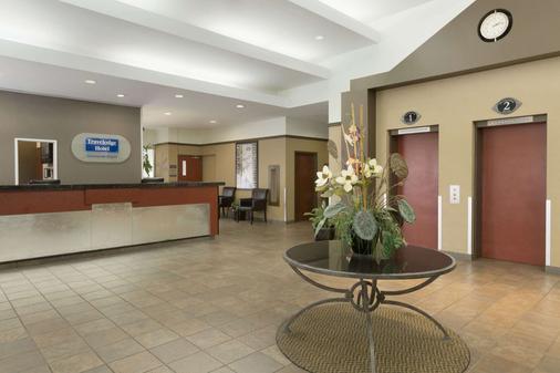 Travelodge Hotel by Wyndham Vancouver Airport - Richmond - Ρεσεψιόν