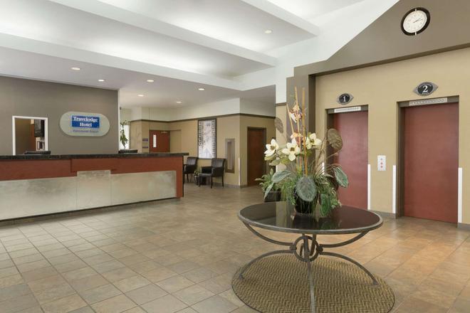溫哥華機場旅客之家酒店 - 里士滿 - 櫃檯