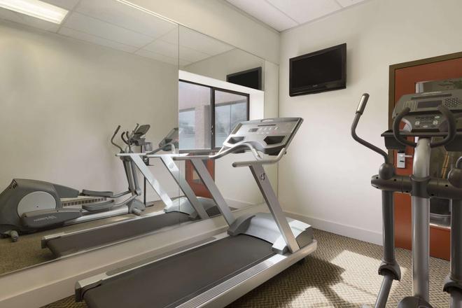 溫哥華機場旅客之家酒店 - 里士滿 - 健身房