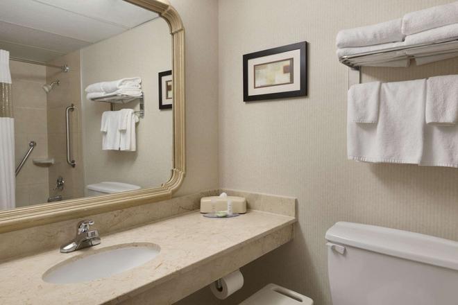 溫哥華機場旅客之家酒店 - 里士滿 - 浴室