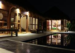 峇里薩普第烏布酒店 - 烏布 - 烏布 - 游泳池
