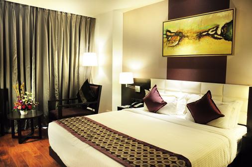 Senses Hotel - Kolkata - Phòng ngủ