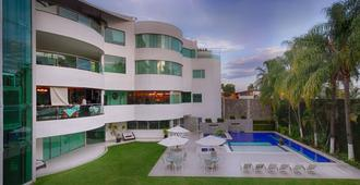 里約 1300 酒店 - 庫埃納瓦卡 - 庫埃納瓦卡 - 建築