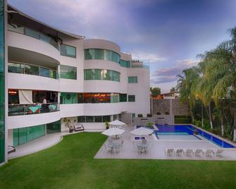 Hotel Rio 1300 - Cuernavaca - Rakennus