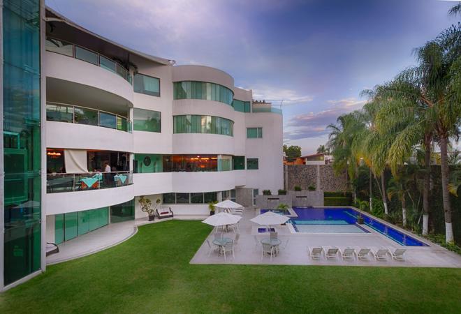 Hotel Rio 1300 - Cuernavaca - Building