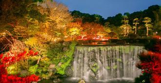 東京新大谷飯店-花園塔樓 - 東京 - 室外景