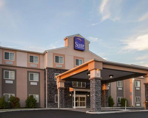 Sleep Inn & Suites Harrisburg - Hershey North - Harrisburg - Building