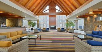 Radisson Hotel & Convention Center Edmonton - Edmonton - Lounge