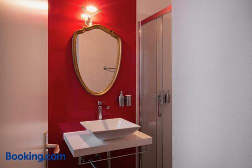 Caffè Dell'Arte Boutique Rooms - Locarno - Bathroom