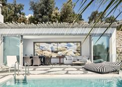 Myconian Imperial - Leading Hotels of the World - Mykonos - Building