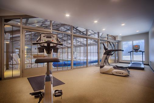 Sun & Ski Inn And Suites - Stowe - Gym