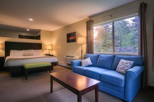 Sun & Ski Inn And Suites - Stowe - Bedroom