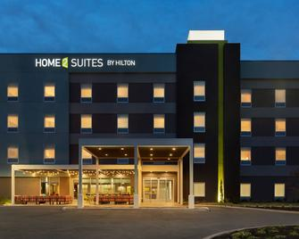 Home2 Suites By Hilton Lawrenceville Atlanta Sugarloaf, Ga - Lawrenceville - Building