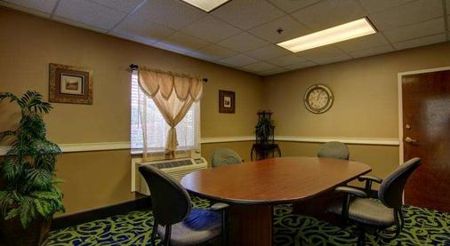 Intown Suites Gwinnett Place Mall - Duluth - Meeting room
