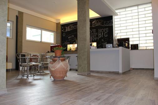 Hotel Lily - Rimini - Vastaanotto