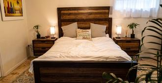 Private space minutes from the heart of OB - San Diego - Schlafzimmer