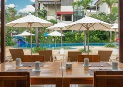 Blu-Zea Resort By Double-Six - Kuta - Ravintola