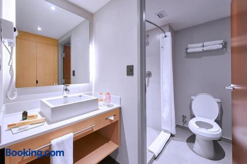 City Express Suites Playa Del Carmen - Playa del Carmen - Phòng tắm