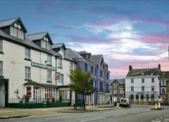 Wynnstay Hotel - Machynlleth - Gebouw