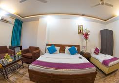 Hotel Hanuwant Palace - New Delhi - Bedroom