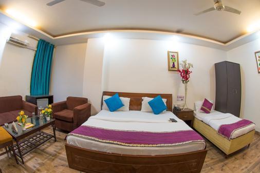 Hotel Hanuwant Palace - Nueva Delhi - Habitación
