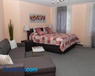 Bit-City Studio Und Appartement - Bitburg - Slaapkamer