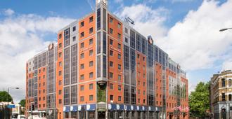 Crowne Plaza London - Kings Cross - Лондон - Здание