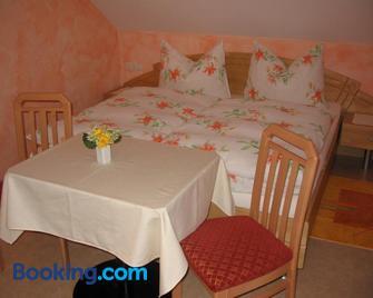 Gratzerhof - Zederhaus - Bedroom