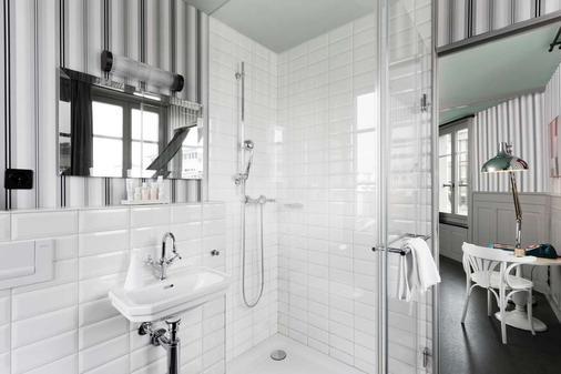 Hotel Restaurant Helvetia - Zurich - Bathroom