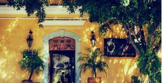 Los Pilares Hotel - Oaxaca de Juárez - Vista del exterior